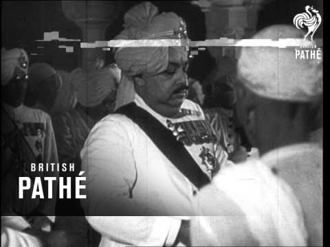 Maharajah Of Bikaner's Birthday (1946)
