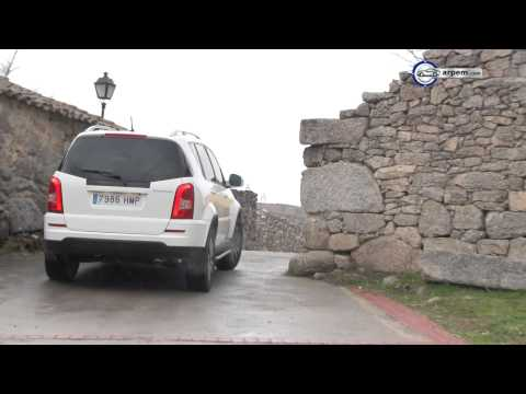 Video SsangYong Rexton W - Arpem, EU, 2013