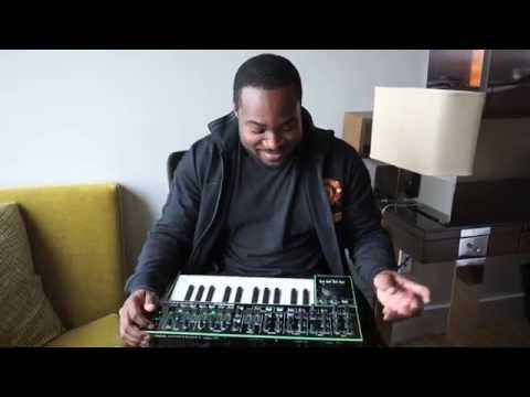 AIRA Artist First Contact — DAREK COBBS (PHARRELL WILLIAMS)