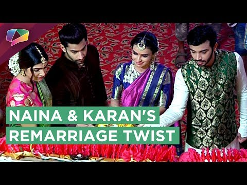 Naina And Karan's Remarriage | New Girl's Entry In