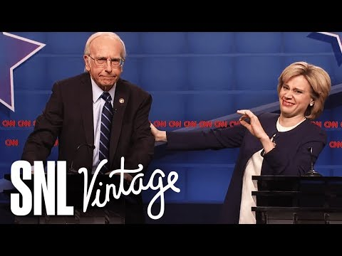 Democratic Debate Cold Open on Saturday Night