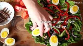 Videoricetta: insalata nizzarda