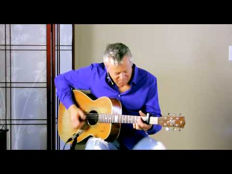 Tommy Emmanuel – Finger Lakes – Guitar Lesson