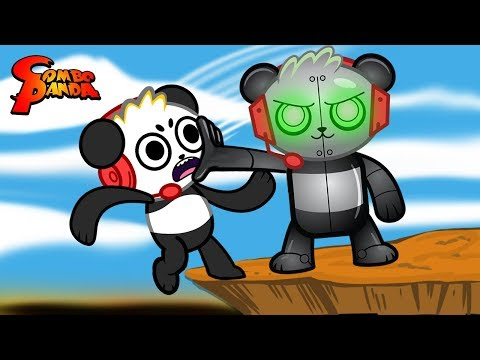 THE END OF COMBO PANDA! ROBO PANDA TAKEOVER! Let's Play Roblox Flee the Facility