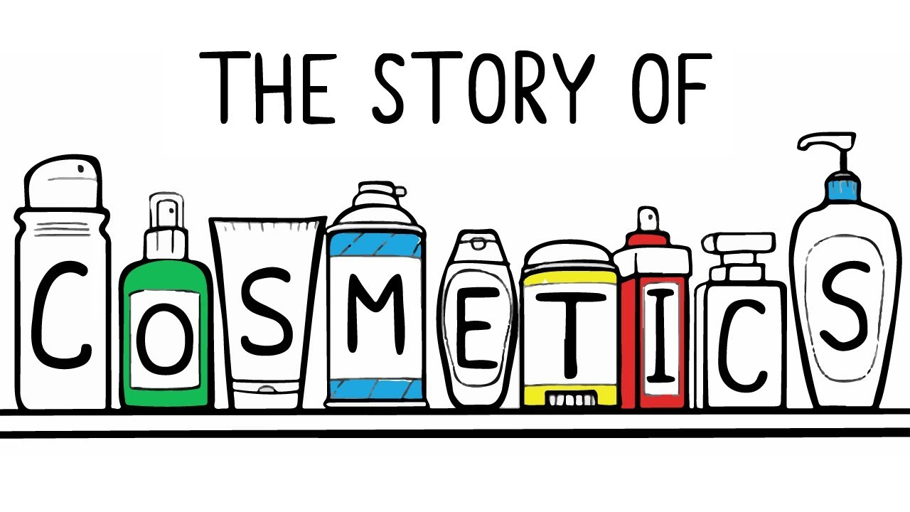 The Story of Cosmetics