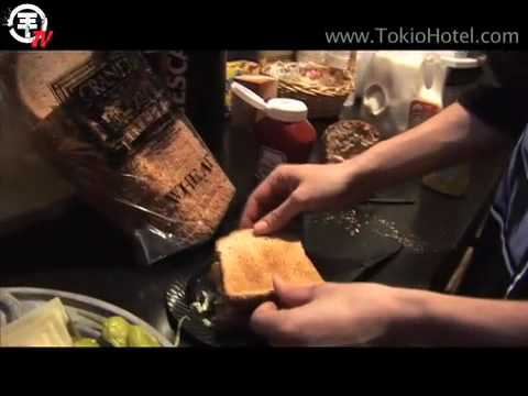Tokio Hotel TV [Episode 52]: Cooking For Dummies!