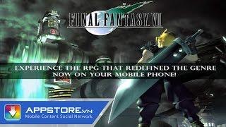 [iOS Game] Final Fantasy VII - Siêu phẩm đã đến iOS - AppStoreVn, tin công nghệ, công nghệ mới