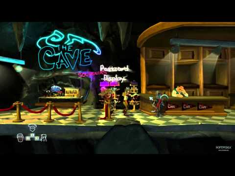 Quick Look: The Cave – with Gameplay Video