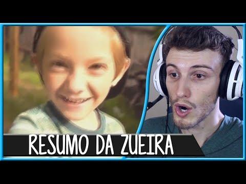 Vídeos engraçados - REACT RESUMO DA ZUEIRA #62 - NARRADO PELO GOOGLE TRADUTOR  Narrador de Vídeos