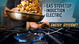 Gas, Induction, Electric: The Complete Guide to Kitchen Stovetops by Brothers Green Eats