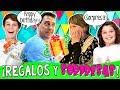 🎁 ¡¡REGALOS para TODOS y Súper SORPRESAS!! 🎂 CELEBRAMOS 3 Cumpleaños PAPI + Tía MIMI + Abuela MAX
