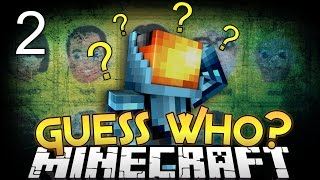 THE GUESS MASTERS! - Minecraft Guess Who? (2)