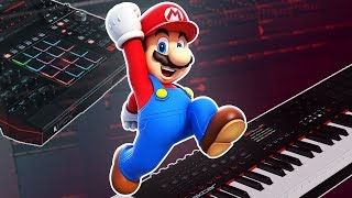 Video Making A Beat With Super Mario Sounds! MP3, 3GP, MP4, WEBM, AVI, FLV Desember 2018