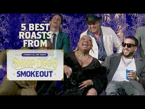 Best Roasts from the Snoop Dogg Smokeout | All Def
