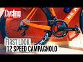 12 Speed Campagnolo  First Look  Cycling Weekly