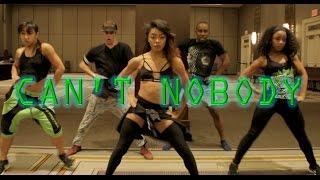 2NEI - Can't Nobody feat. KK Harris