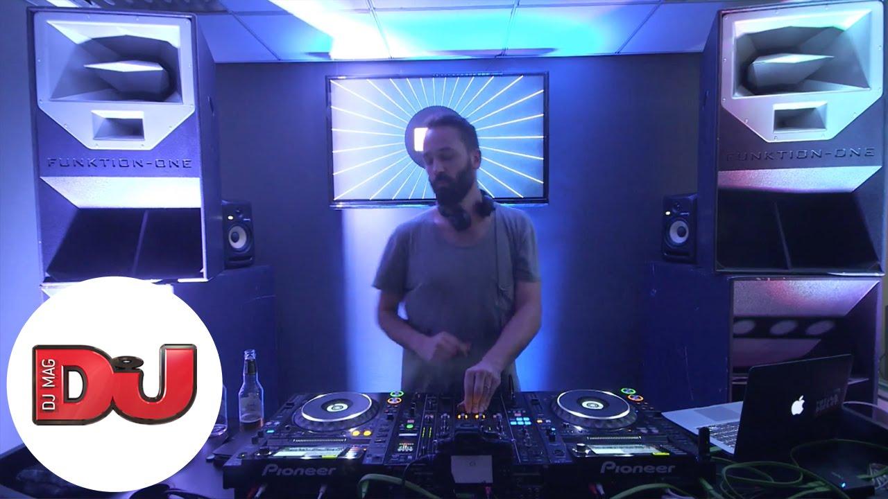 Jonas Rathsman - Live @ DJ Mag HQ 2015