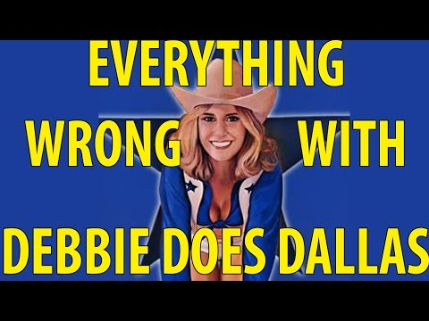 Everything Wrong With Debbie Does Dallas In 5 Minutes or Less
