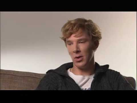 Benedict Cumberbatch - Actor Benedict Cumberbatch talks about his Sherlock co-star Martin Freeman in this 2010 interview.