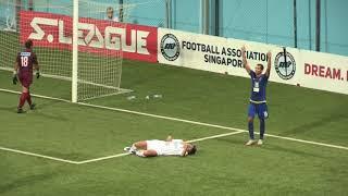 Video RHB Singapore Cup SF (1st Leg): Global Cebu FC vs Hougang United FC (27 September 2017) MP3, 3GP, MP4, WEBM, AVI, FLV Juni 2018