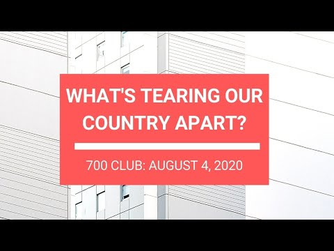 The 700 Club - August 4, 2020