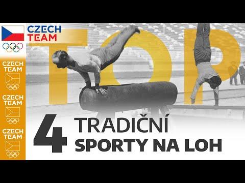Podívejte se na TOP 4 tradiční sporty na LOH