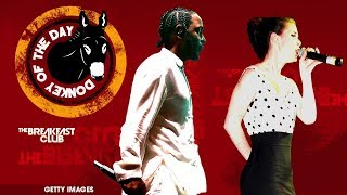 Video Kendrick Lamar Calls Out White Fan For Singing N-Word During Concert MP3, 3GP, MP4, WEBM, AVI, FLV Mei 2018