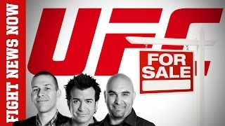 UFC For Sale?, Anderson Silva Off UFC 198, Dennis Siver Out of Bout vs. B.J. Penn on Fight News Now by Fight Network