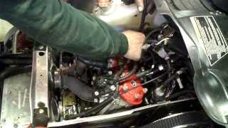 2. LOT 1517A 2006 Polaris Fusion 700 Snowmobile Engine Compression Test