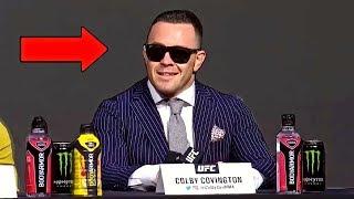 Video Colby Covington - Worst Trash Talk in UFC MMA MP3, 3GP, MP4, WEBM, AVI, FLV Mei 2019