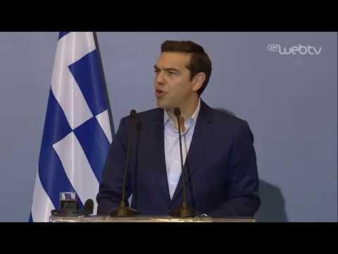 Δηλώσεις στο πλαίσιο της 3ης Συνόδου Κορυφής Ελλάδας – Κύπρου – Ισραήλ
