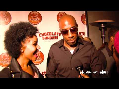 Exclusive Interview With JB Smoove On Red Carpet For Chocolate Sundaes Comedy Show!