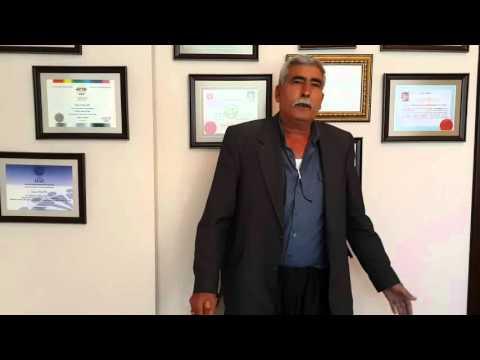 Kadir Döşlü  - Spinal Tümör Hastası - Prof. Dr. Orhan Şen