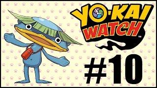 Yo-kai Watch - Walkappa (10) by Stampy