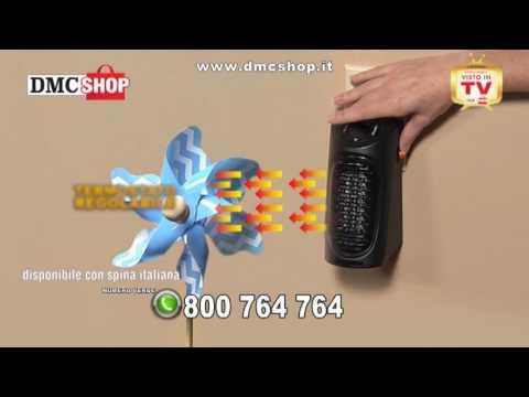 Handy Heater: la stufa elettrica a basso consumo da attaccare dove vuoi