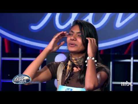 Arab Idol - تجارب الاداء - رضوى السيد