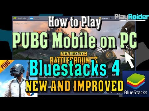 How to Play PUBG Mobile on PC with the NEW Bluestacks 4 Emulator!