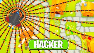 Hacking Bloons TD 6 For A Tier 6 Monkey Ace | JeromeASF