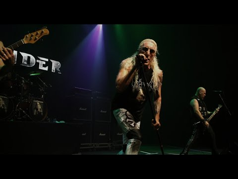 DEE SNIDER - Tomorrow's No Concern