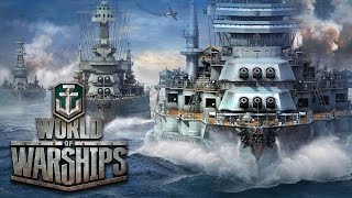 I AM THE CAPTAIN NOW - World of Warships