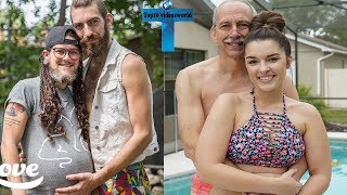 Top 10 Most Odd & Unusual Couple That Prove Love Is Blind  Strangest Relationships