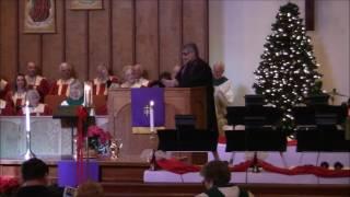"Sermon & Anthem: ""All in..."" The Price of Joy!; Rev. Craig Wright, Fourth Sunday of Ad"