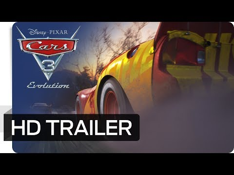 CARS 3: Evolution – 2. Offizieller Trailer (deutsch | german) | Disney HD
