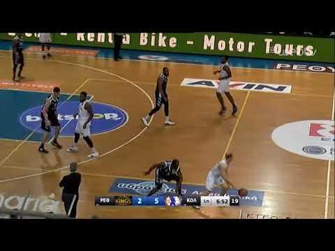 Basket League 2019-2020: REΘΥΜΝΟ – ΚΟΛΟΣΣΟΣ | 28/12/2019 | ΕΡΤ