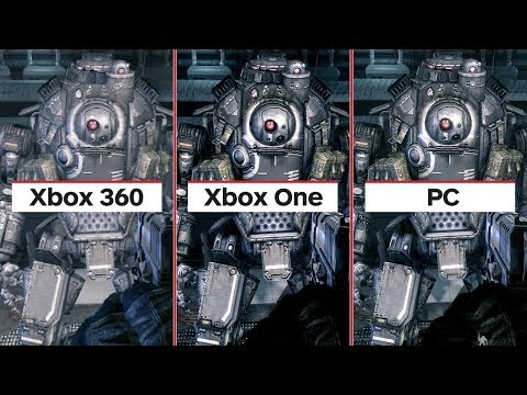 complete - See how Titanfall on Xbox 360 holds up to Xbox One and PC. Full res stills available at: http://go.ign.com/titanfallgfx.