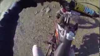 6. go pro 110 cc pit bike