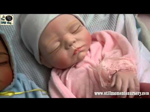 My Ashton Drake Porcelain Dolls - Nikki Holland vlog #79