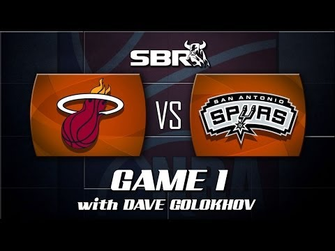 NBA Betting: Heat vs. Spurs Game 1 Spread Pick