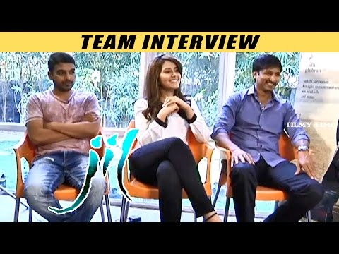 jil Team Interview  Gopichand Rashi Khanna Radha Krishna