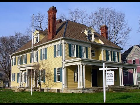 Haunted Harding Museum Franklin Ohio - PPI 6-14-13